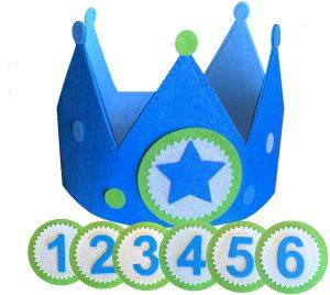 corona cumpleaños bazar chino