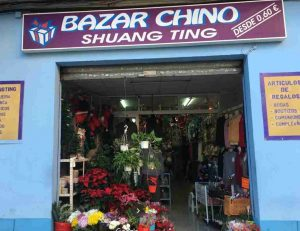 bazar chino