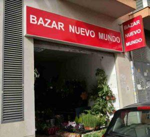 bazar nuevo mundo