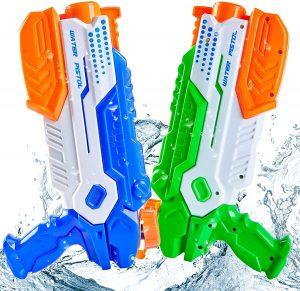 pistola agua bazar chino