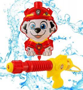 pistola agua patrulla canina bazar chino
