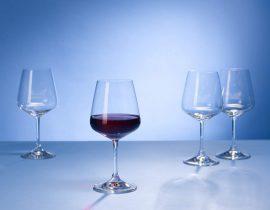 Copa vino bazar chino
