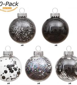 bolas navidad bazar chino