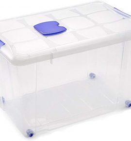 caja plastic bazar chino