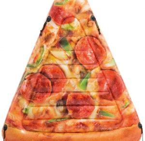 flotador pizza bazar chino