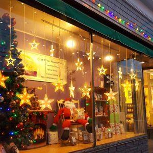 luces led navidad bazar chino