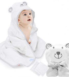 toallas de baño bebe bazar chino